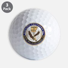 RT CHAP 1 Patch Golf Ball