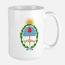 Argentina COA Mug