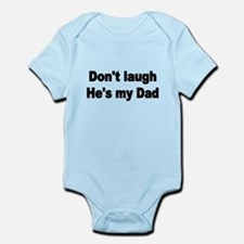 DONT LAUGH Body Suit