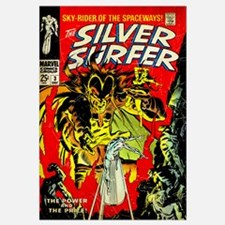 The Silver Surfer (The Power And The Prize!)