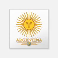 Argentina Sun Sticker