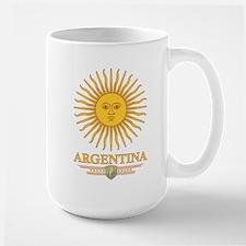 Argentina Sun Mug