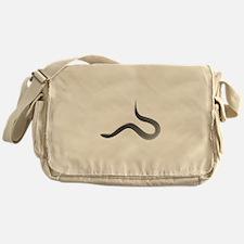 C. elegans Messenger Bag