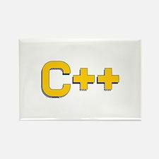 C++ Programming Language Rectangle Magnet
