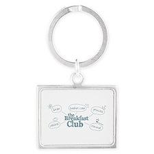 Breakfast Club Doodle Keychains