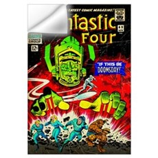 The Fantastic Four (If This Be Doomsday!) Wall Decal