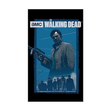 Governor Walking Dead Sticker