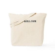 I write. Tote Bag