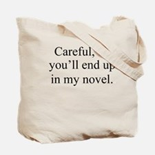 Careful. Tote Bag