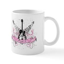 Fancy Guitar Mug
