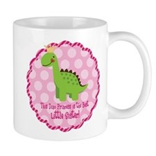 Dino Princess Little Sister Mug