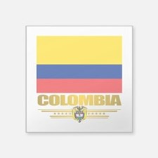 Flag of Colombia Sticker