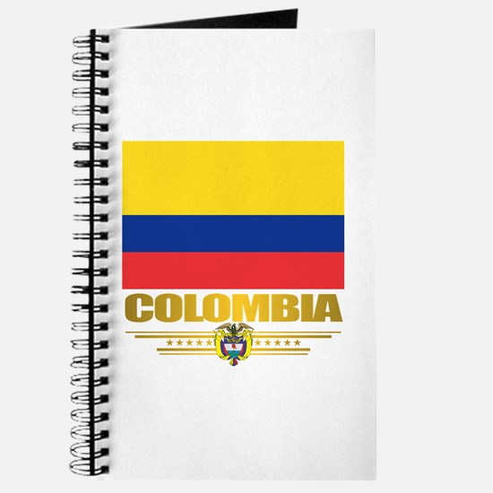 Flag of Colombia Journal
