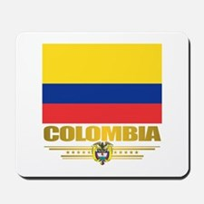 Flag of Colombia Mousepad