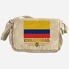 Flag of Colombia Messenger Bag