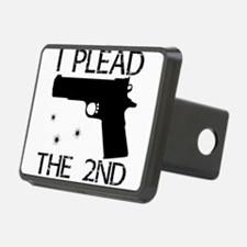 Plead the 2nd 1911 Hitch Cover