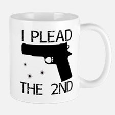 Plead the 2nd 1911 Mug
