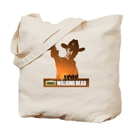 Rick Grimes Sheriff Tote Bag