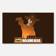 Rick Grimes Sheriff Decal