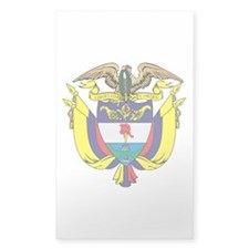 Colombia COA Decal