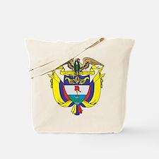 Colombia COA Tote Bag