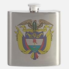 Colombia COA Flask