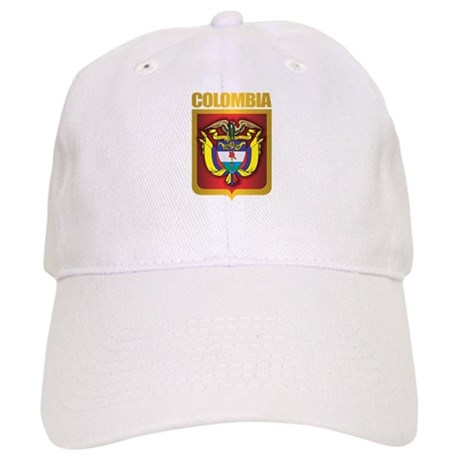 Colombia Gold Baseball Cap