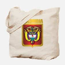 Colombia Gold Tote Bag