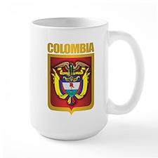 Colombia Gold Mug
