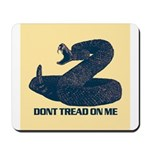 Dont Tread On Me Updated Tea Party Mousepad