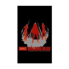 Michonne Chained Walkers Decal