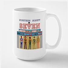 Nineteen Ninety Seven design Mug
