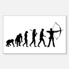 Evolution Archery Decal