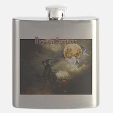 Blessed Samhain Flask
