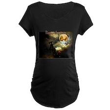 Blessed Samhain Maternity T-Shirt