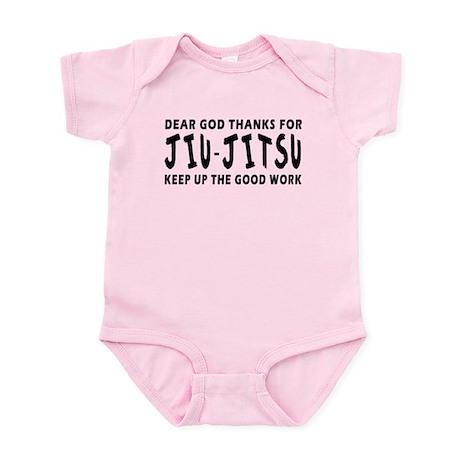 Jiu-Jitsu Martial Arts Designs Infant Bodysuit