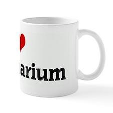 I Love My Aquarium Mug