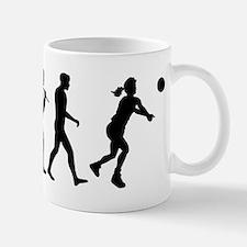 Evolution of Volleyball Mug