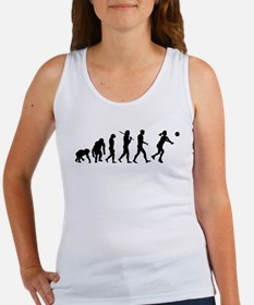 Evolution of Volleyball Women's Tank Top