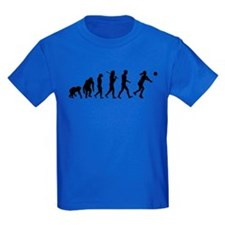 Evolution of Volleyball T