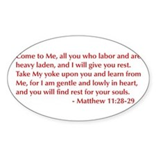 Matthew-11-28-29-opt-burg Decal