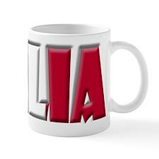 Word Art Italia Mug