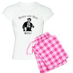 Brats und Bier Women's Light Pajamas