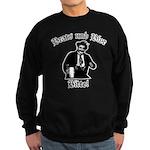 Brats und Bier Sweatshirt (dark)
