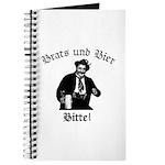 Brats und Bier Journal