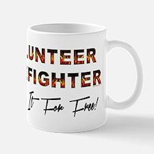 Volunteer Firefighter Mug