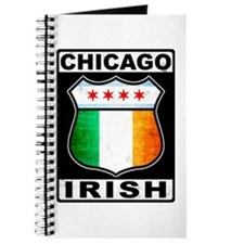 Chicago Irish American Sign Journal
