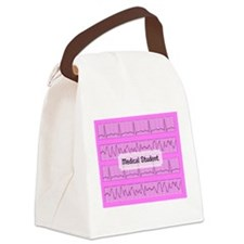 Medical Student 2 Canvas Lunch Bag
