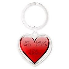 heart lll copy.jpg Keychains