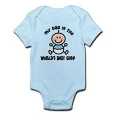 Best Chef Dad Infant Bodysuit